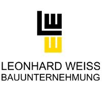 Kundenrefrerenz Leonhard Weiss Bauunternehmung