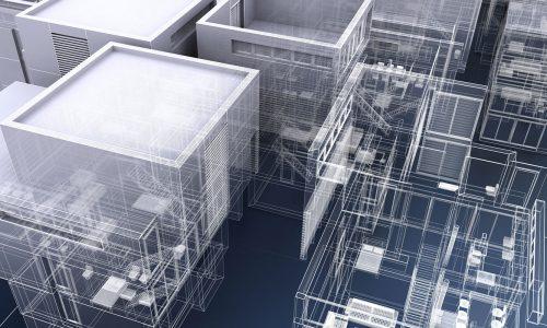 3D-Gebäude