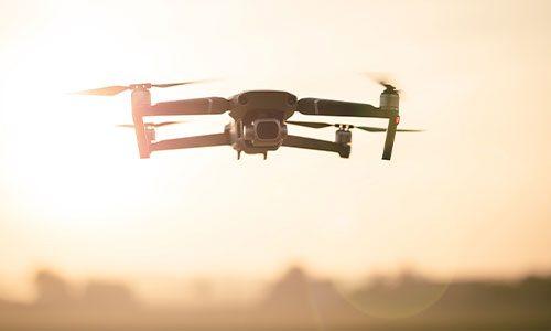 Drohnenbefliegung