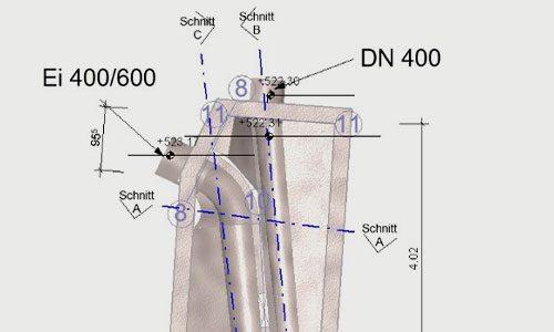 Ersterfassung und Fortführung von Leitungs-/Rohrnetzen